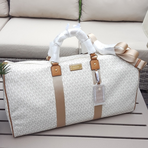 6b67c0c244baee MICHAEL Michael Kors Bags | Nwt Michael Kors Large Travel Duffle Bag ...